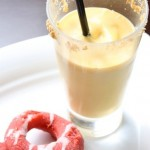 sweet potato milkshake