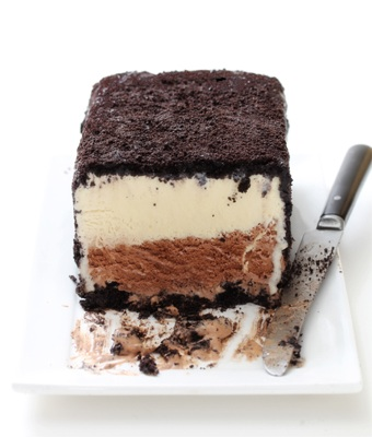 Mudslide Ice Cream Cake