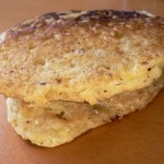 Hazelnut Lemon Ricotta Pancakes