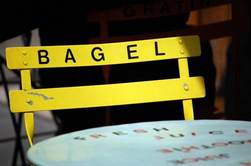 bagel in paris
