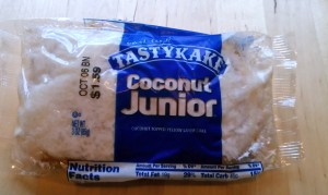 Tastykake CoconutJunior