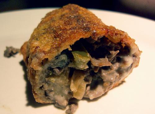 cheesesteak-eggroll
