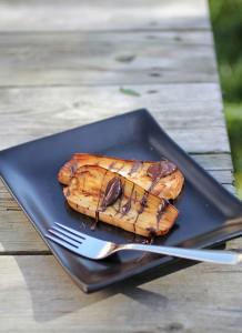 chocolate eggplant