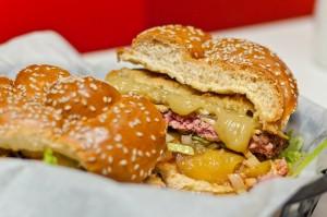 gravy burger @ wasc