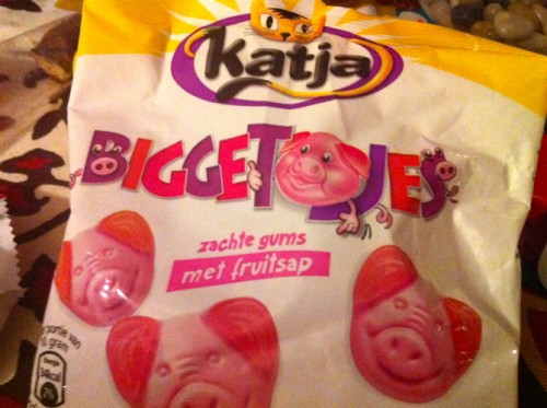 And in Today's Disturbing International Candy News…