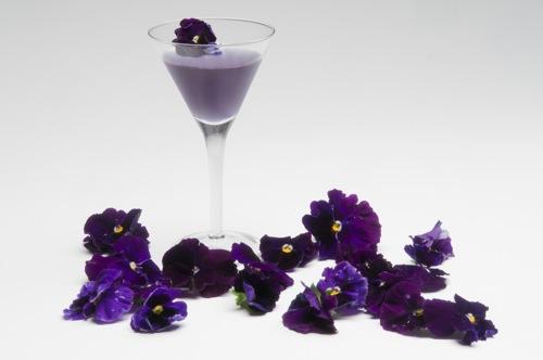 Van Gogh cocktail