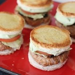 Avocado Ranch Sliders