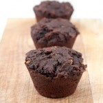Double Chocolate Avo Muffins
