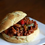 Disheveled Joseph Sloppy Joes