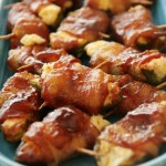 BBQ bacon-wrapped jalapenos