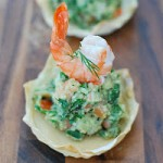 Prawn Avocado Crowns