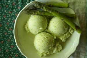 Asparagus Ice Cream