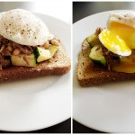 Pulled Pork Breakfast Toast