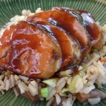 Ginger Honey BBQ Pork Tenderloin