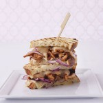 Pulled Chicken Panini