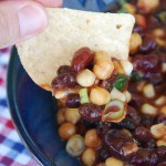 Chipotle BBQ Corn & Bean Salad