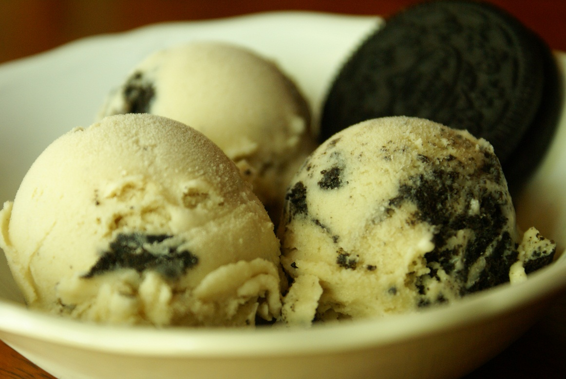 Coffee Cookies Cream
