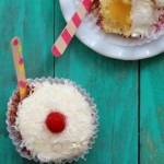 Coconut Limoncello Cupcakes