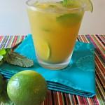 Mango Coconut Mojito
