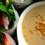 Thai Ginger Peanut Dressing