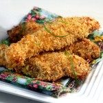 Coconut Lime Chicken Strips