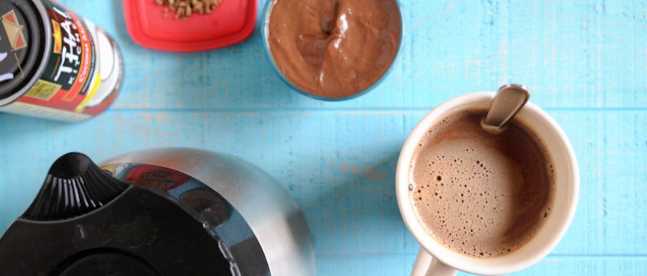 Coconut Mocha Syrup