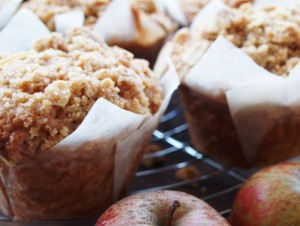 AppleCiderMuffins