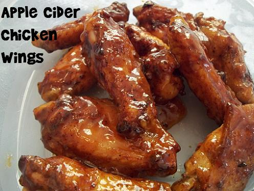 AppleCiderWings
