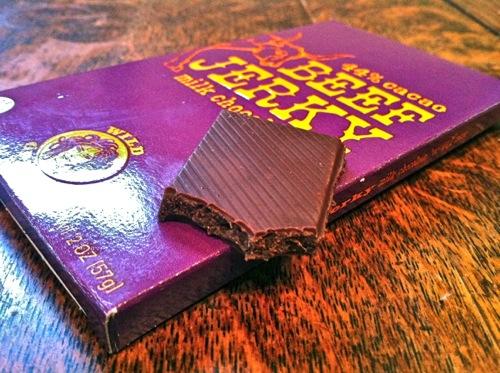 JerkyChocolate