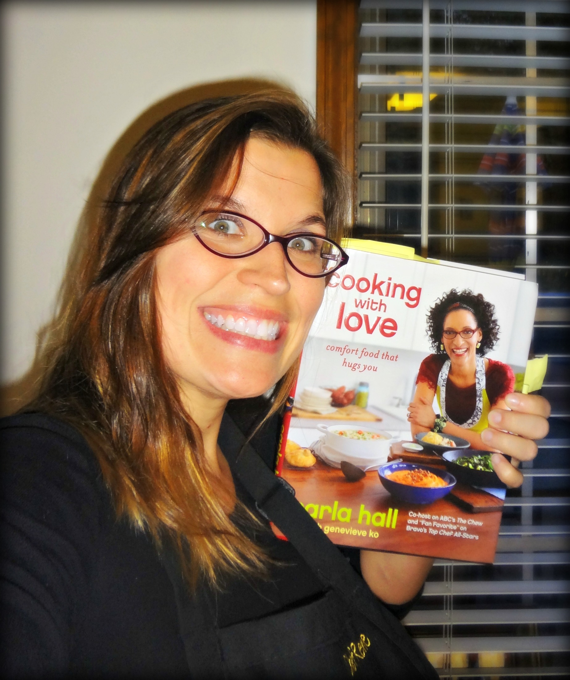 Cookbook-yay!