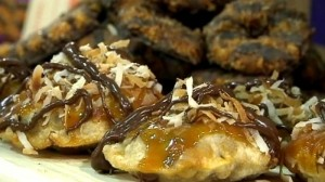 Deep Fried Samoas