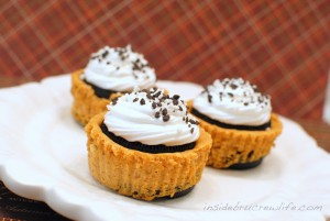 Pumpkin Oreo Cheesecake1