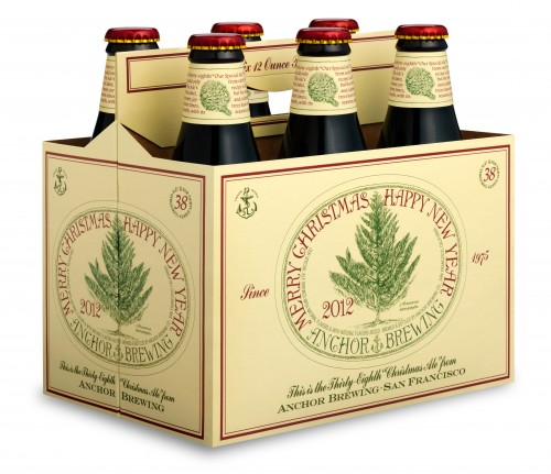 every year anchor brewing creates a unique recipe for their christmas ale once then the next yeara different recipe is used to create another christmas - Christmas Ale Recipe