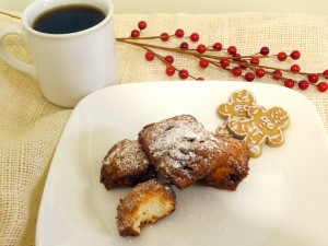 Shortcut Gingerbread Beignets