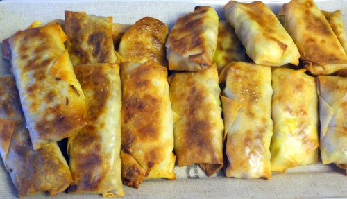 Baked Eggrolls