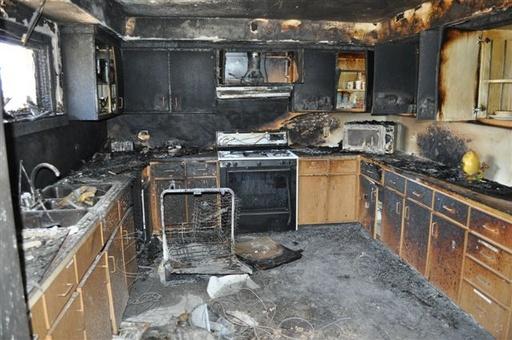 Kitchen-Fire