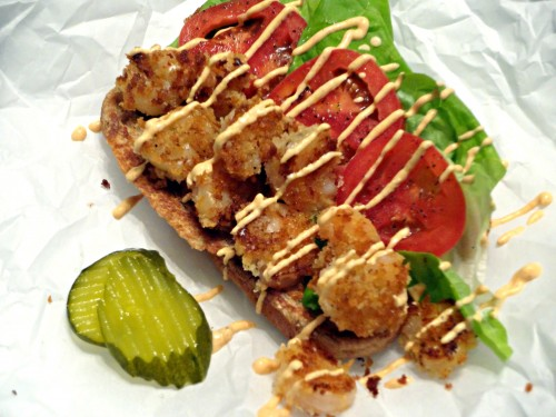 Healthy Poboy