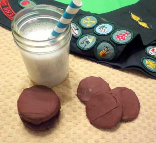 copycat girl scout cookies