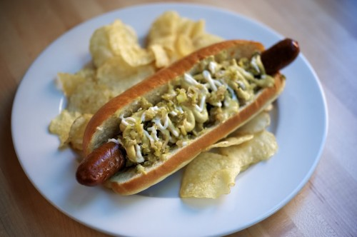 Olympic Provisions_Hot Dog