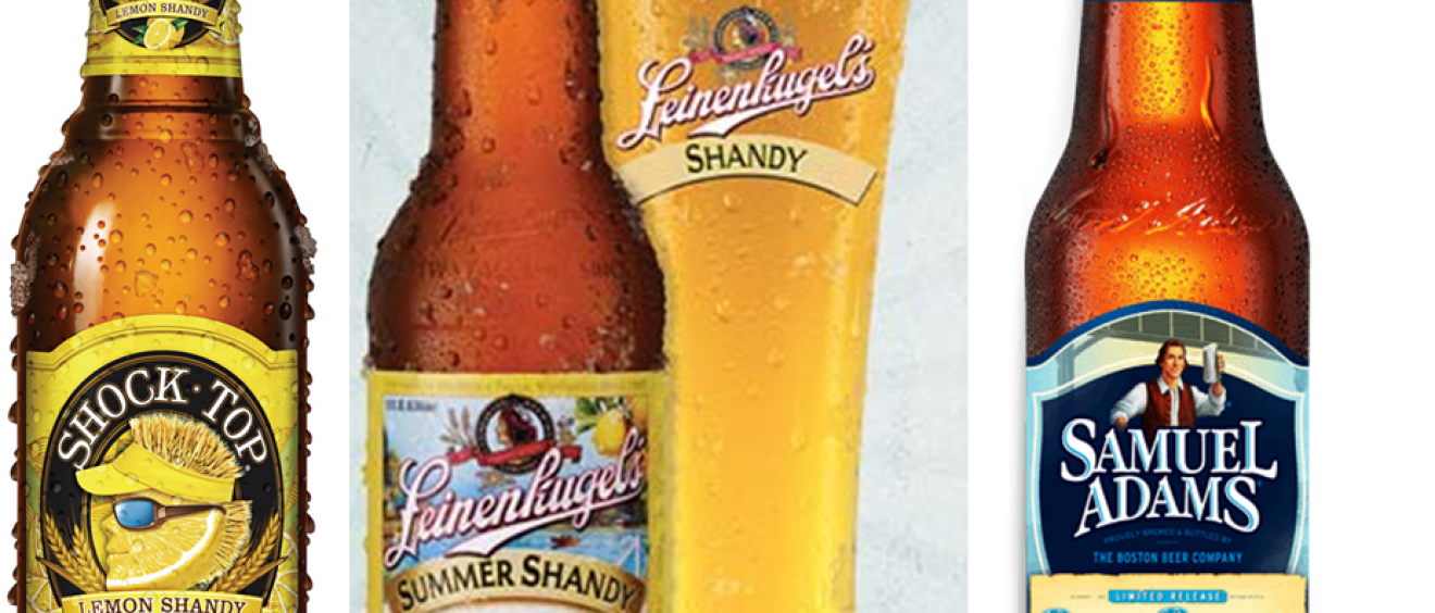 What does summer shandy taste like