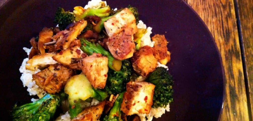 Easy Broccoli Stir Fry