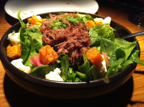 Grill Market Iceland Duck Salad