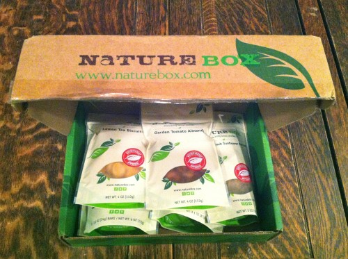 NatureBox Snack Delivery Service