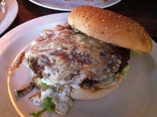 Vitabar Forget-me-not burger