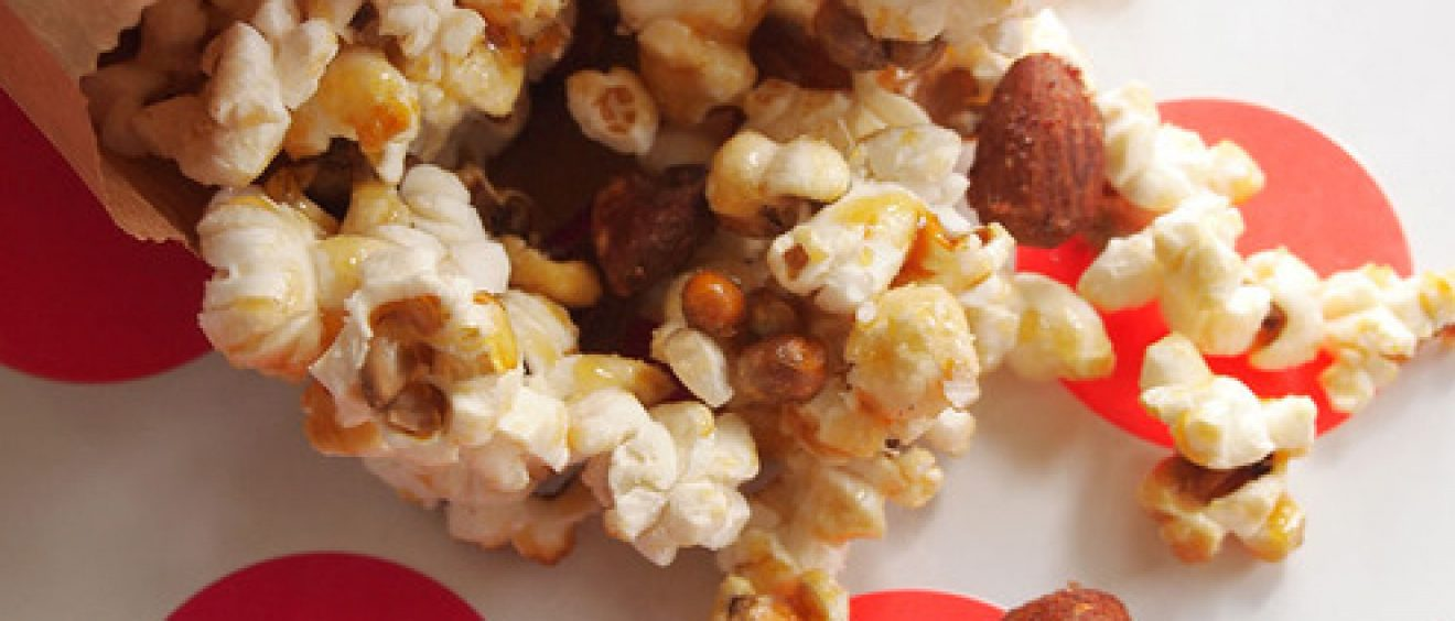 Chipotle Almond Kettle Corn