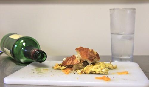 failed breakfast