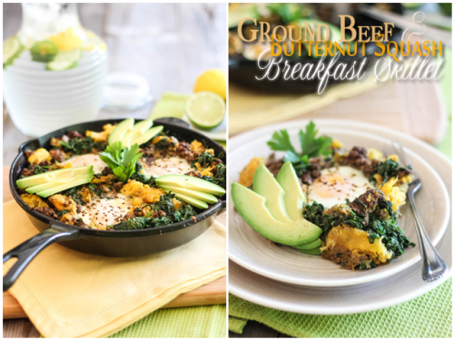 Ground-Beef-Butternut-Squash-Breakfast-Skillet
