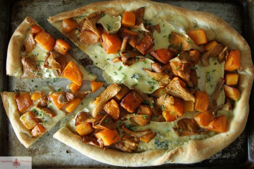 butternut-squash-chantrelle-and-brie-pizza