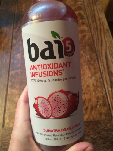 Bai Dragonfruit