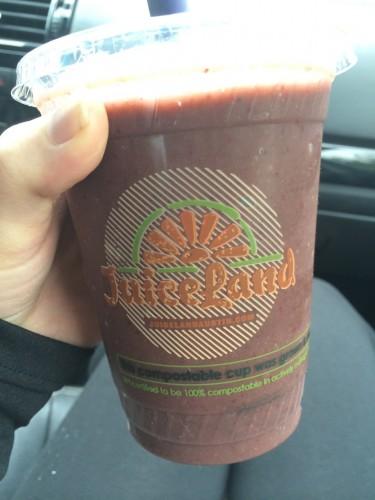 Juiceland Veggie Smoothie